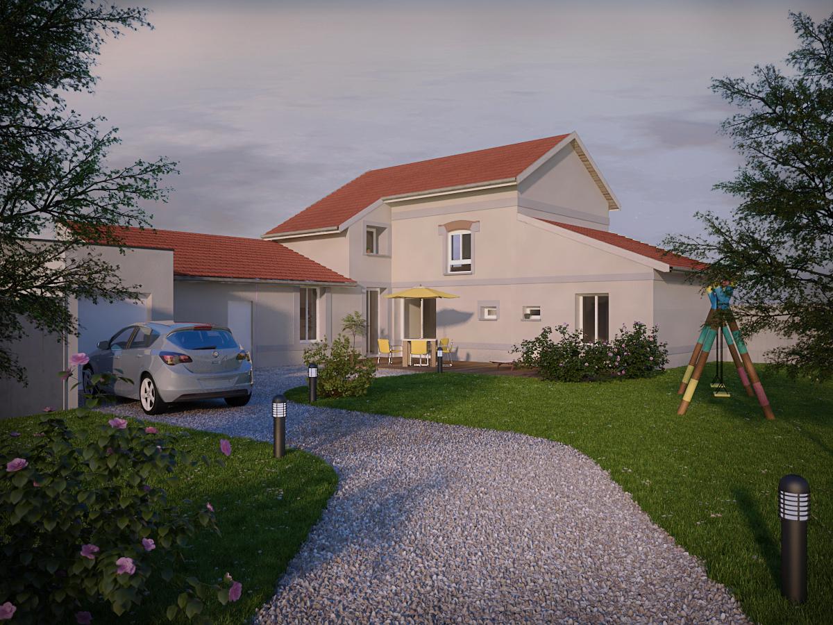 R novation et extension d 39 une habitation marne cadview for Extension habitation