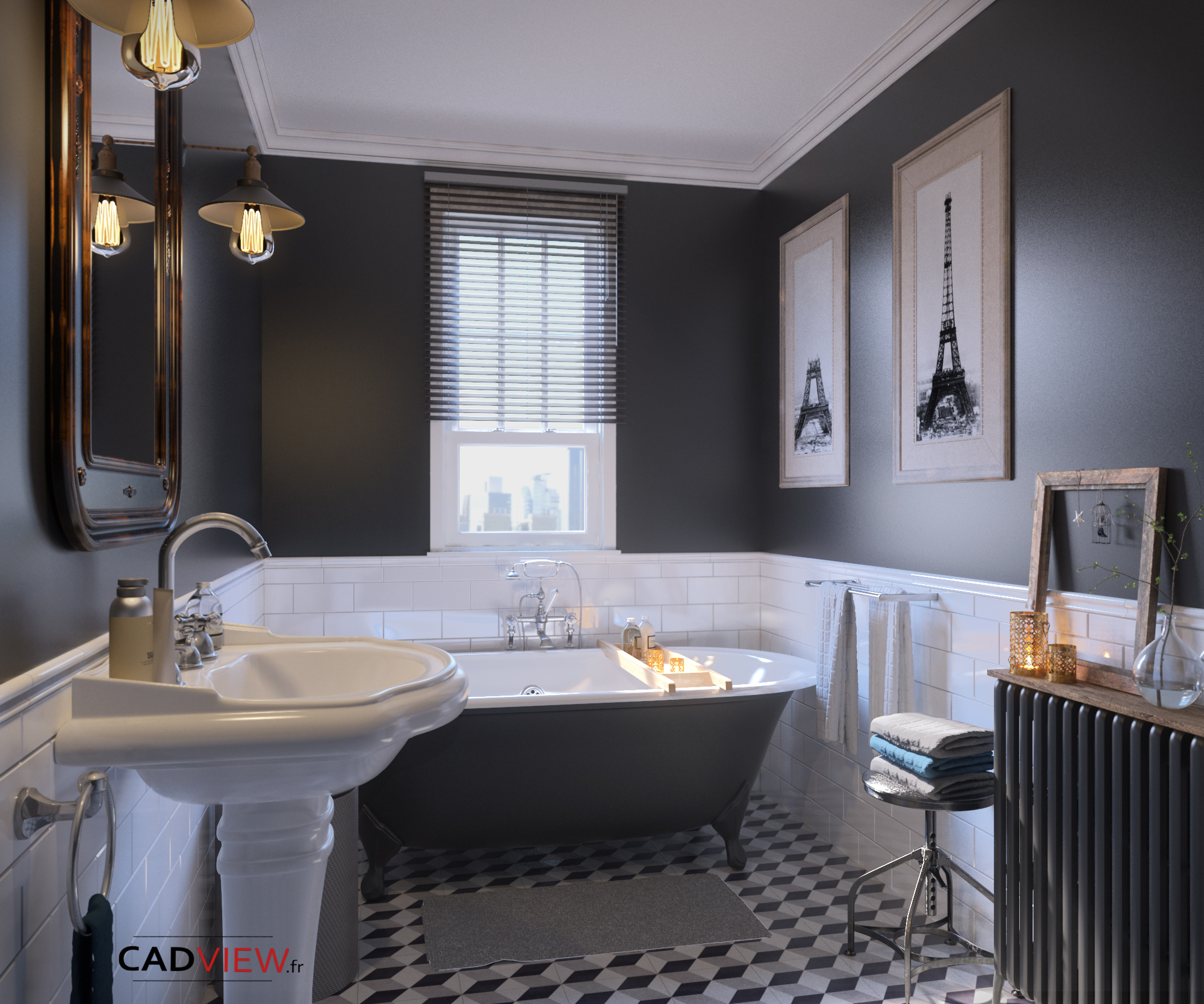 Amenagement Salle De Bains Home Design Architecture